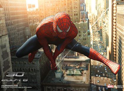 스파이더맨2( Spiderman 2 ) : 루돌넷