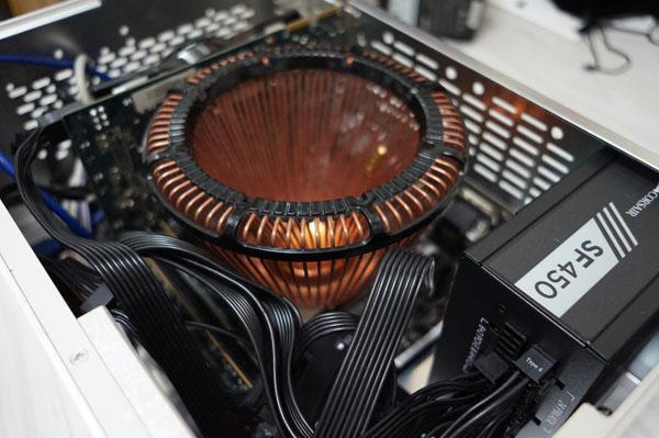 코세어 SF450 80PLUS GOLD