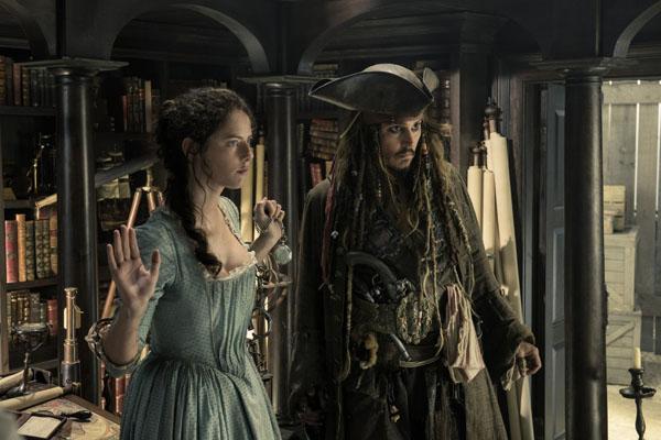 캐리비안의 해적: 죽은 자는 말이 없다