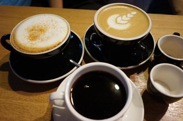 에콰도르 중배전 @통인동 커피공방