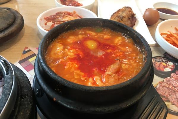 해물순두부 @LA북창동순두부 선릉점
